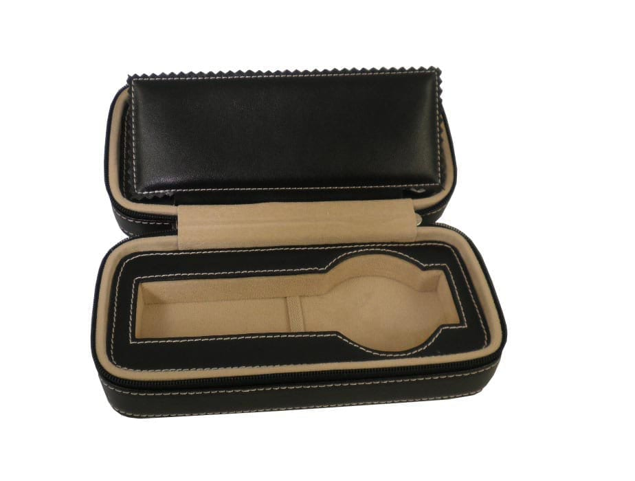 Slot Travel Watch Case